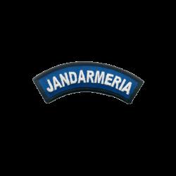 Insemn Jandarmeria Semicerc